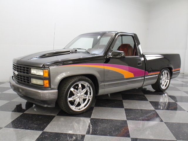For Sale: 1991 Chevrolet C1500