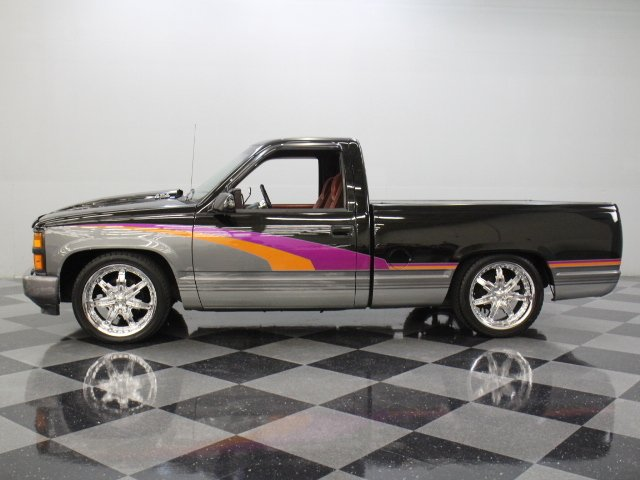 1991 chevrolet c1500 454 ss