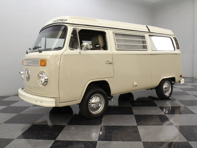 For Sale: 1973 Volkswagen Westfalia Camper