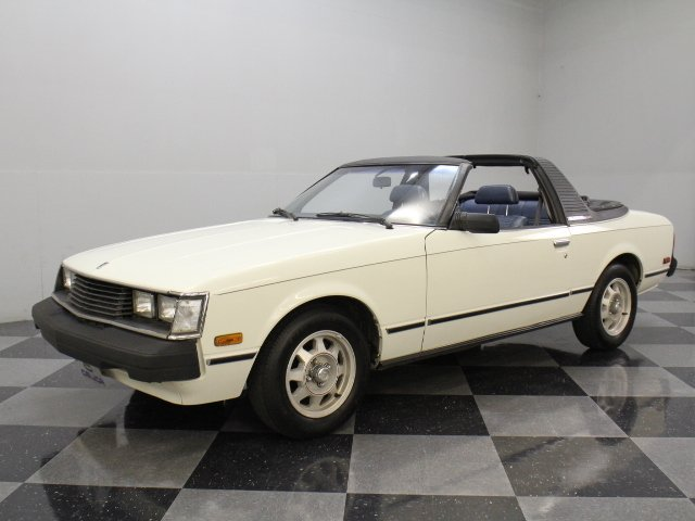 For Sale: 1981 Toyota Celica