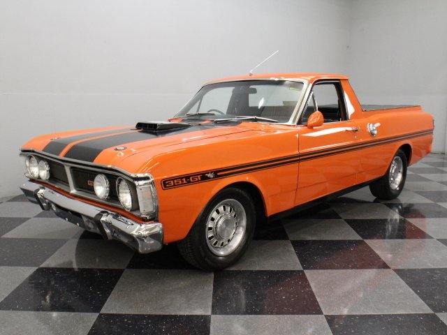 For Sale: 1971 Ford Falcon