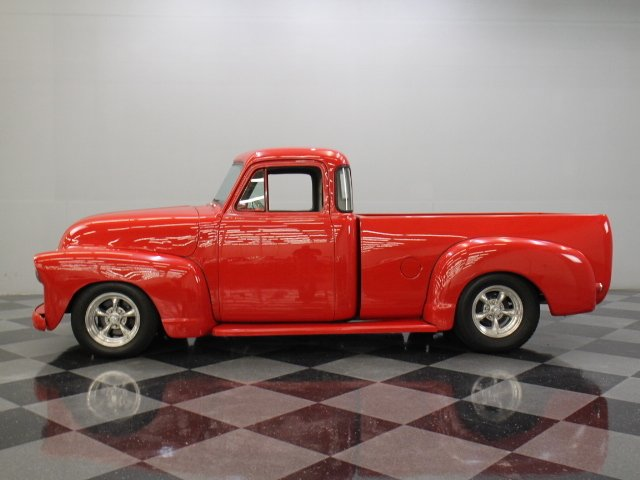 1948 chevrolet 3100 5 window