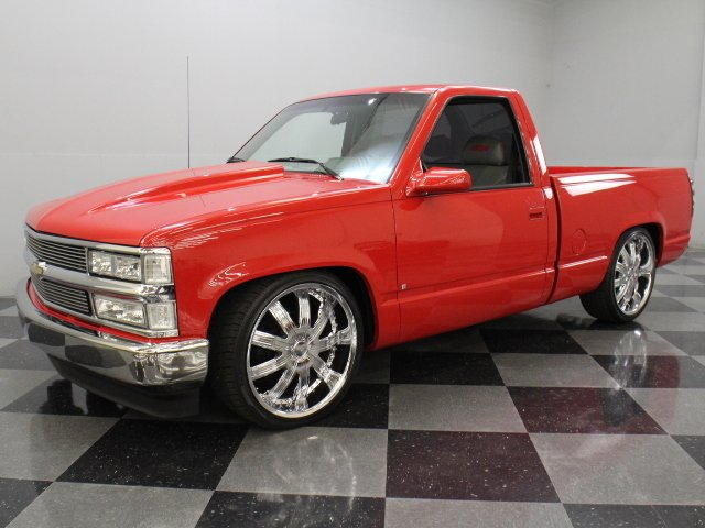 For Sale: 1989 Chevrolet C1500