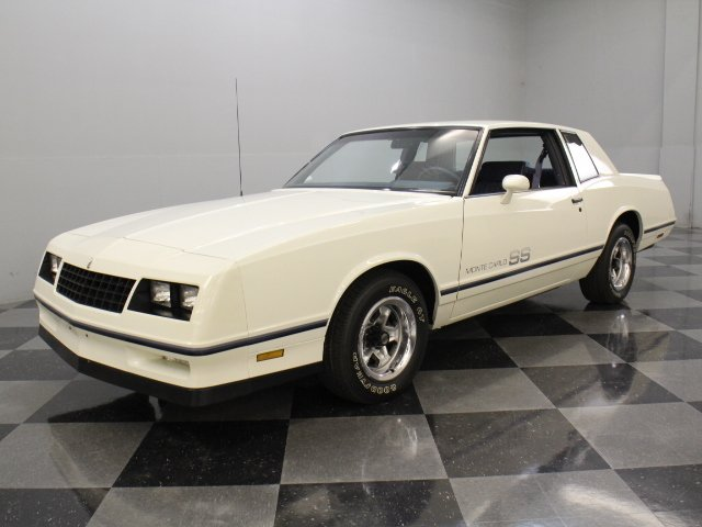 For Sale: 1984 Chevrolet Monte Carlo