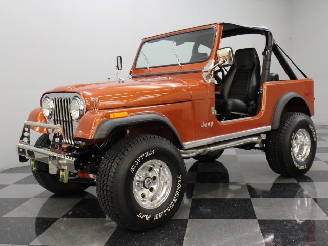 For Sale: 1984 Jeep