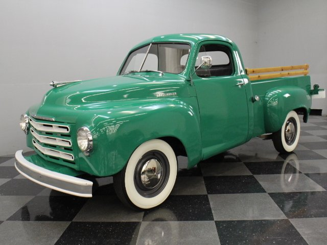 For Sale: 1951 Studebaker M15