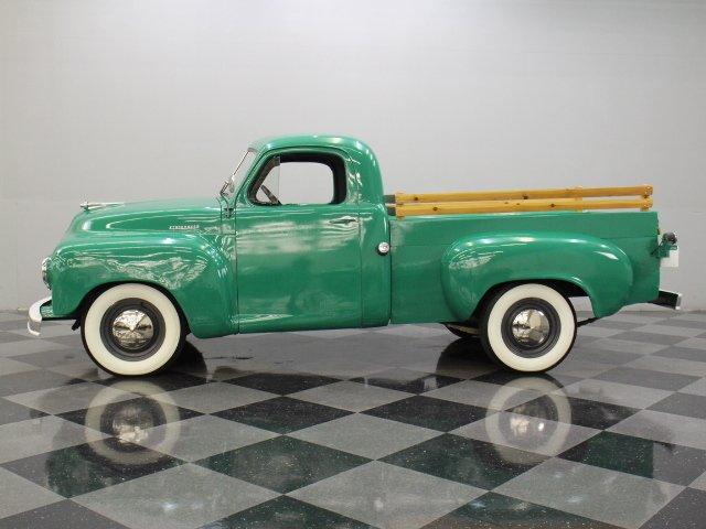 1951 studebaker m15 pickup