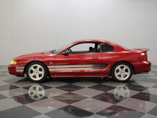 1994 ford mustang saleen