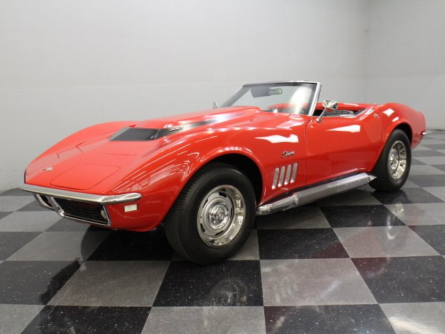 For Sale: 1968 Chevrolet Corvette
