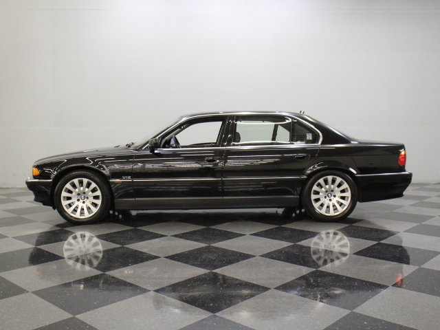 2000 bmw 750il factory armored edition
