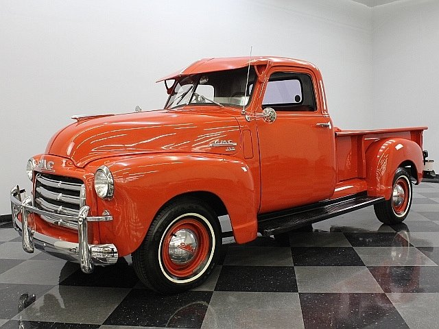For Sale: 1950 GMC 150
