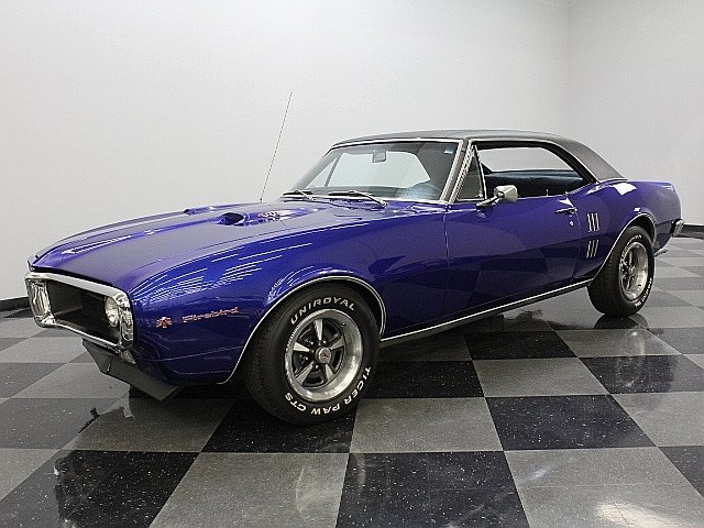 For Sale: 1967 Pontiac Firebird
