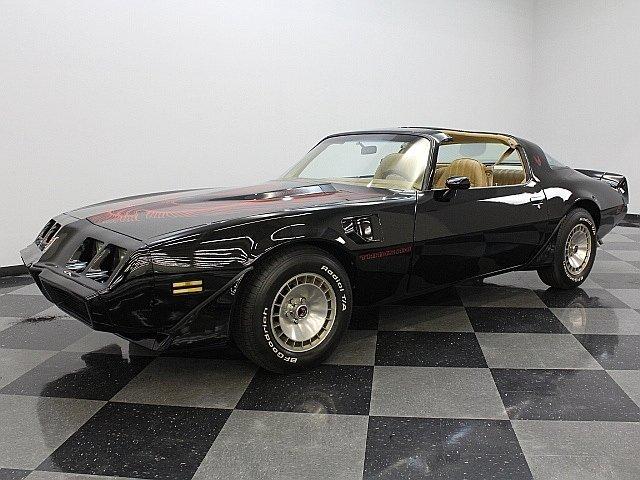 For Sale: 1981 Pontiac