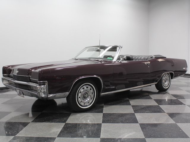 For Sale: 1969 Mercury Marquis