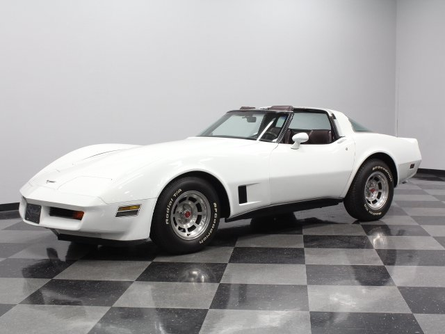 For Sale: 1980 Chevrolet Corvette