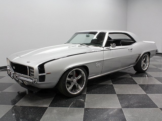 1969 chevrolet camaro rs ss