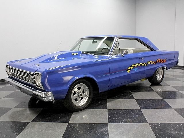 For Sale: 1966 Plymouth