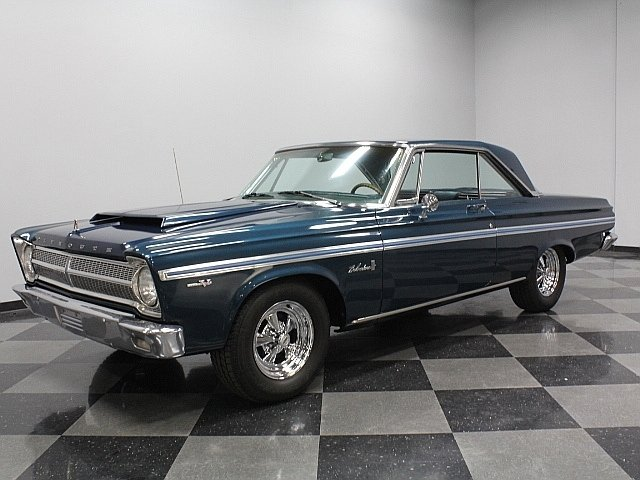 For Sale: 1965 Plymouth Belvedere II