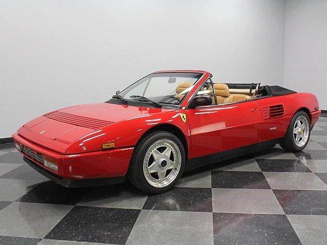 For Sale: 1991 Ferrari Mondial T