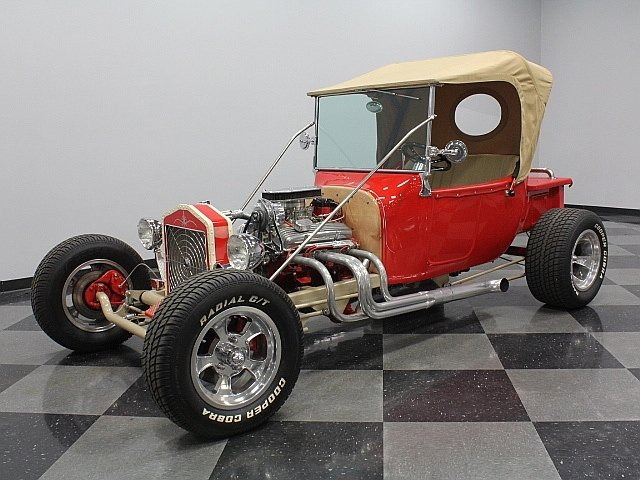 For Sale: 1923 Ford T-Bucket