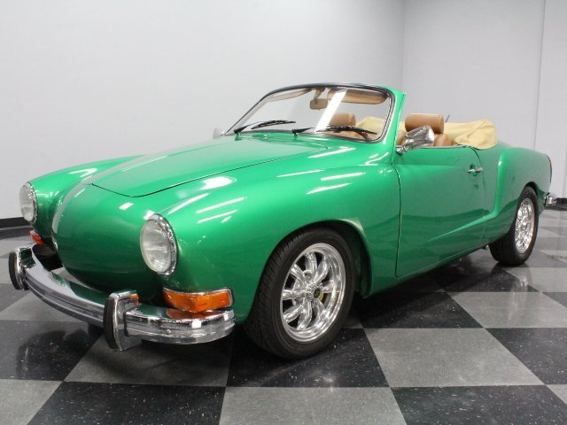 For Sale: 1974 Volkswagen Karmann Ghia