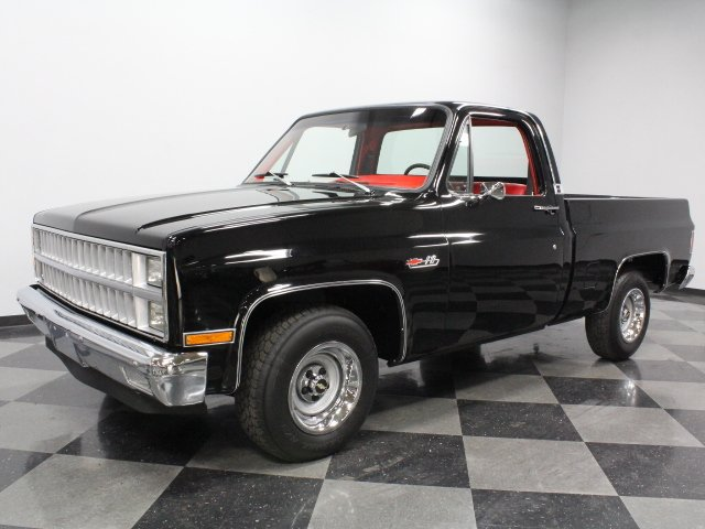 For Sale: 1982 Chevrolet C10