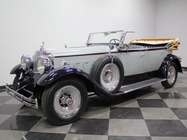 For Sale: 1930 Packard Custom 8