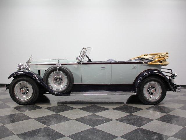 1930 packard custom 8 phaeton 740