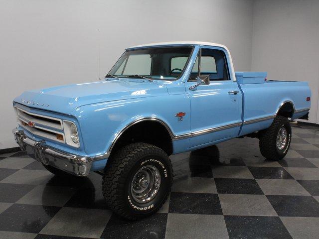 For Sale: 1967 Chevrolet K-10