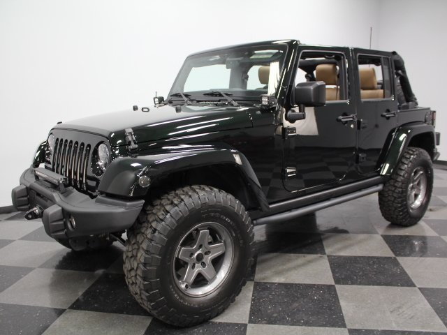 For Sale: 2012 Jeep Wrangler
