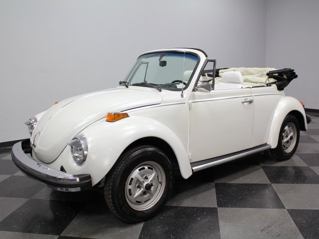 For Sale: 1978 Volkswagen Beetle