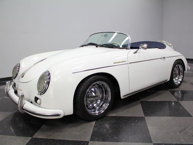 For Sale: 1957 Porsche 356