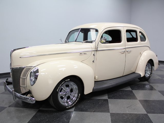 For Sale: 1940 Ford Sedan