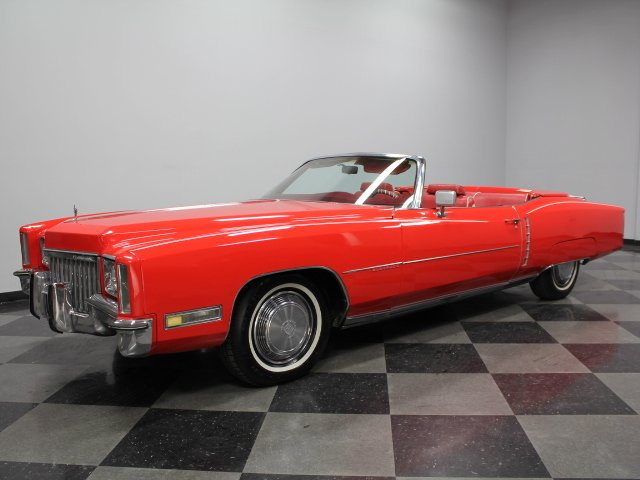 For Sale: 1972 Cadillac Eldorado