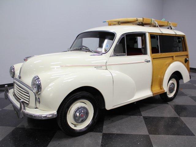 For Sale: 1963 Morris Minor