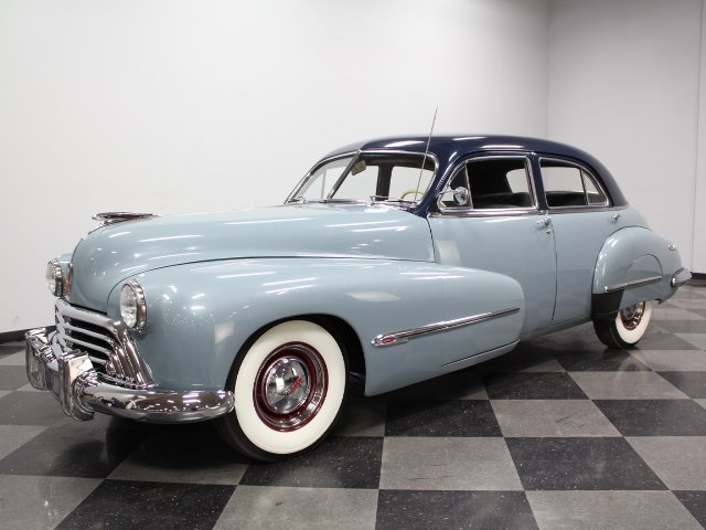 1946 oldsmobile ninety eight