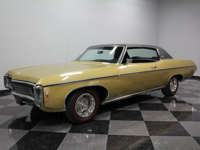 For Sale: 1969 Chevrolet Caprice
