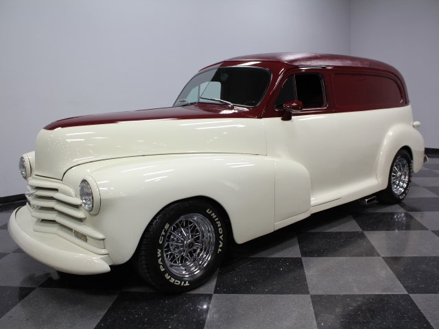 For Sale: 1947 Chevrolet Panel Delivery