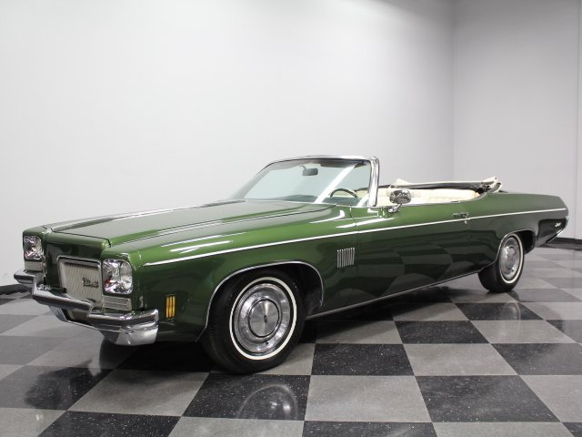 For Sale: 1972 Oldsmobile Delta 88