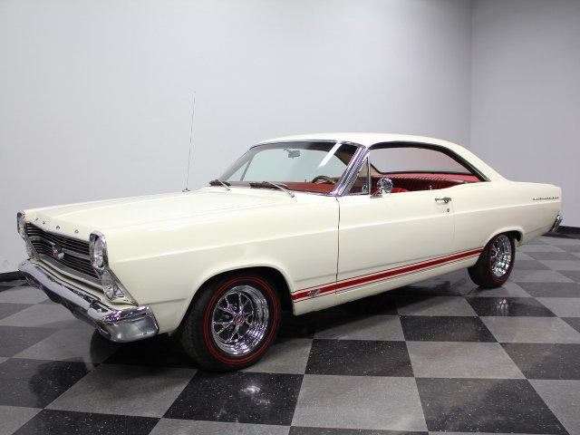 For Sale: 1966 Ford Fairlane