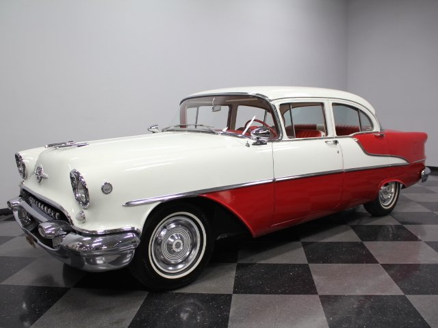 For Sale: 1955 Oldsmobile Super 88