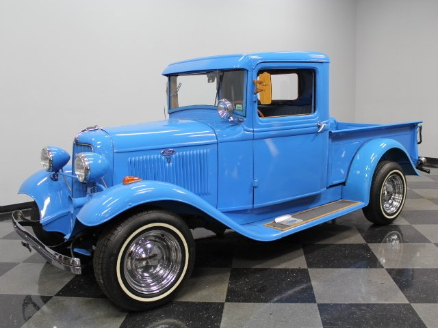 For Sale: 1934 Ford F-1