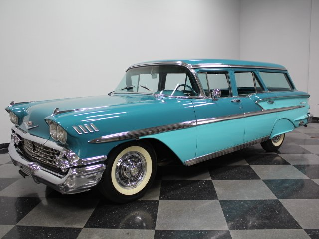 For Sale: 1958 Chevrolet Nomad