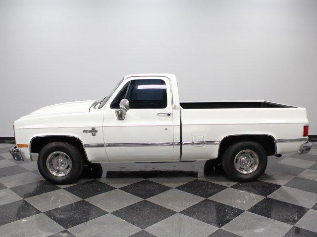 1986 chevrolet c1500 silverado
