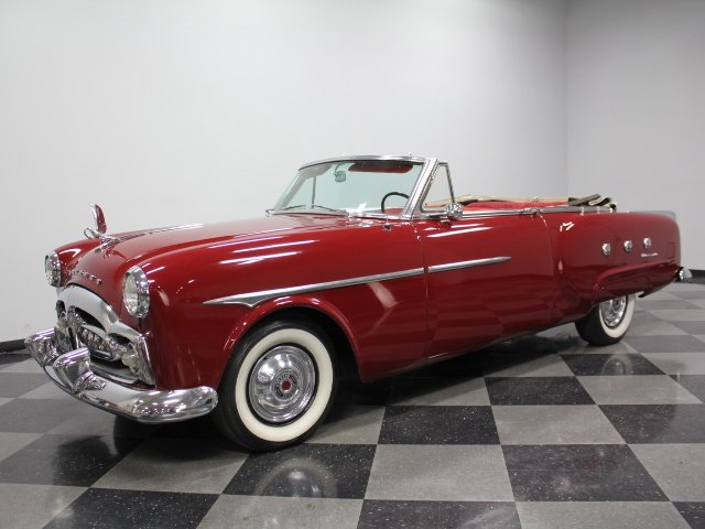 For Sale: 1951 Packard 250