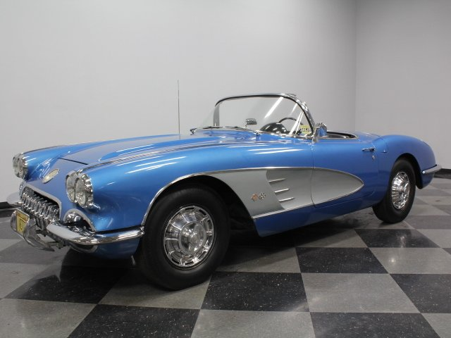 For Sale: 1959 Chevrolet Corvette