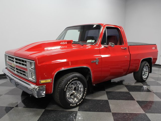 For Sale: 1987 Chevrolet 1/2 Ton Pickup