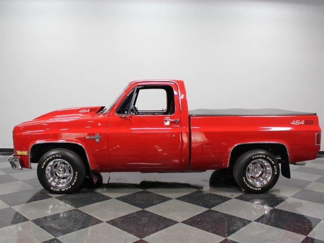 1987 chevrolet 1 2 ton pickup