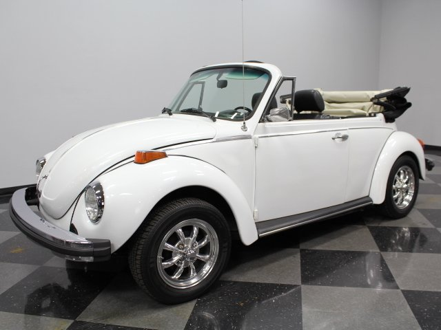 For Sale: 1975 Volkswagen Super Beetle