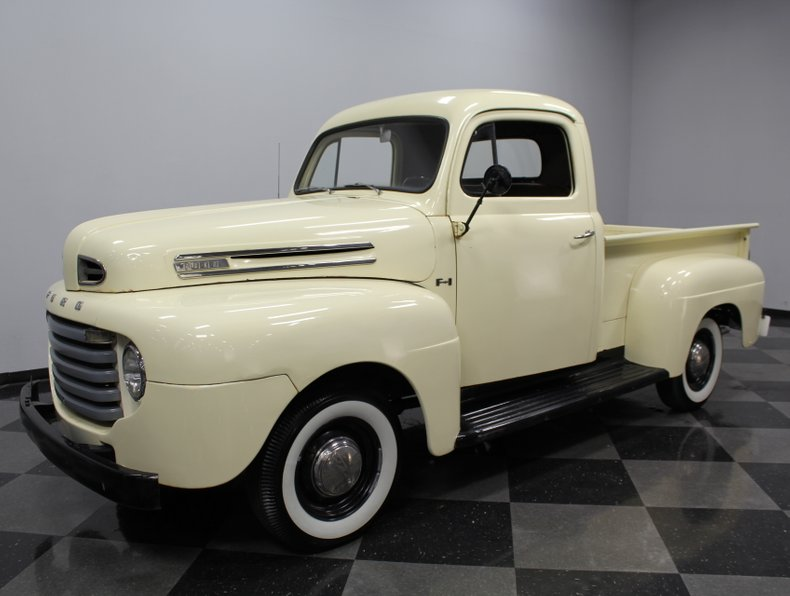 For Sale: 1950 Ford F-1